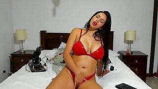 Latina lascivious slattern crazy webcam video