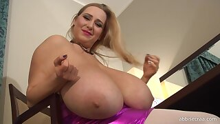 Table Dusters - euro tow-haired cougar prevalent monster tits badinage solo