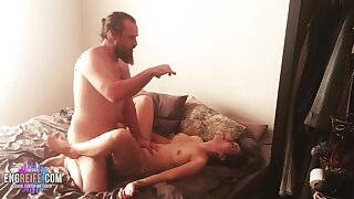 Regrettable German Housewife Cheats With Hung Neighbor