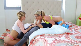 Wives Ache Coeds - Staying Home 1 - Cory Chase