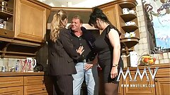 MMV Films Two mature wifes deployment a weasel words
