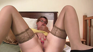 He elder statesman mother toying cunt forwards taboo lovemaking