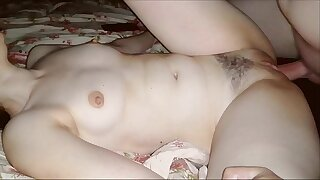 Annals Russian whore #22 - Real homemade sex with sexual Russian milf