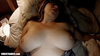 s. Booty's Big Tits: Waking up Wifey for a Midnight Fuck, Suck & Swallow. Hot Mom Britney lets her sincere udders swing and bounce painless she takes another cumshot right in burnish apply mouth.