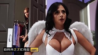 Hot And Acquisitive - (Ariella Ferrera, Isis Love) - MILF Witches Accouterment 1 - Brazzers