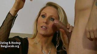 Buxom Mommy Julia Ann Needs Huge Dick